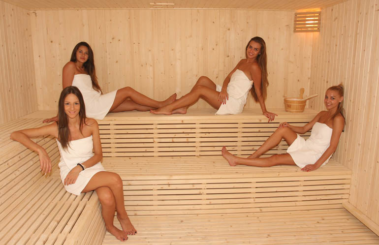 wellness spa hotel neum
